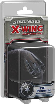 Einfach und sicher online bestellen: Star Wars X-Wing - TIE Phantom Erweiterung in Österreich kaufen.