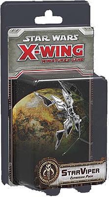 Einfach und sicher online bestellen: Star Wars X-Wing - Sternenviper Erweiterung in Österreich kaufen.
