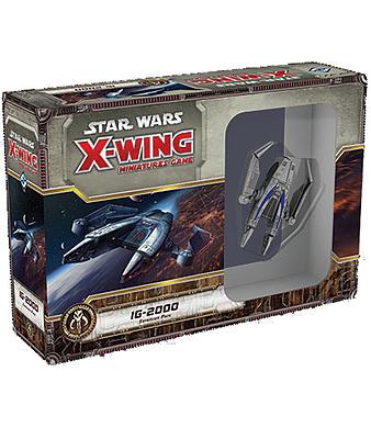 Einfach und sicher online bestellen: Star Wars X-Wing - IG-2000 Erweiterung in Österreich kaufen.