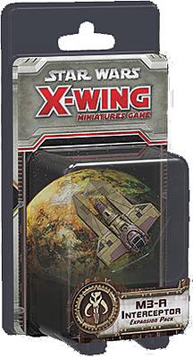 Einfach und sicher online bestellen: Star Wars X-Wing - M3-A Abfangjäger Erweiterung in Österreich kaufen.