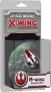 Einfach und sicher online bestellen: Star Wars X-Wing - A-Wing Erweiterung in Österreich kaufen.