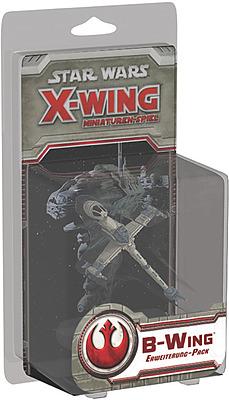 Einfach und sicher online bestellen: Star Wars X-Wing - B-Wing Erweiterung in Österreich kaufen.