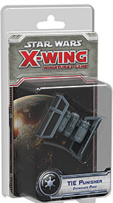 Einfach und sicher online bestellen: Star Wars X-Wing - TIE Vergelter Erweiterung in Österreich kaufen.
