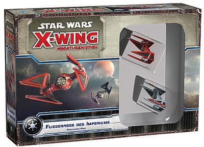 Einfach und sicher online bestellen: Star Wars X-Wing - Fliegerasse des Imperiums in Österreich kaufen.
