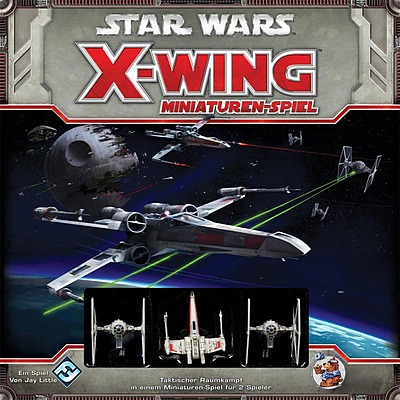 Einfach und sicher online bestellen: Star Wars X-Wing - Grundspiel in Österreich kaufen.
