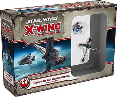 Einfach und sicher online bestellen: Star Wars X-Wing - Fliegerasse der Rebellenallianz in Österreich kaufen.