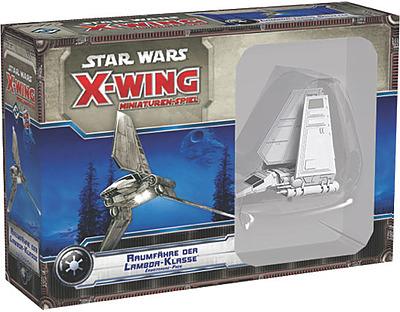 Einfach und sicher online bestellen: Star Wars X-Wing - Raumfähre der Lambda-Klasse in Österreich kaufen.