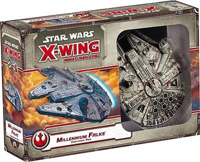 Einfach und sicher online bestellen: Star Wars X-Wing - Millennium Falke Erweiterung in Österreich kaufen.