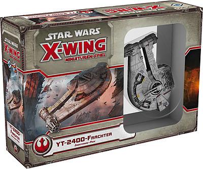 Einfach und sicher online bestellen: Star Wars X-Wing - YT-2400 Frachter in Österreich kaufen.
