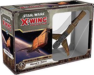 Einfach und sicher online bestellen: Star Wars X-Wing - Reisszahn Erweiterung in Österreich kaufen.