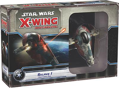 Einfach und sicher online bestellen: Star Wars X-Wing - Sklave 1 Erweiterung in Österreich kaufen.
