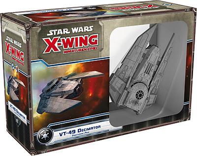 Einfach und sicher online bestellen: Star Wars X-Wing - VT-49 Decimator Erweiterung in Österreich kaufen.