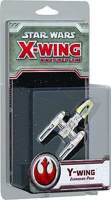 Einfach und sicher online bestellen: Star Wars X-Wing - Y-Wing Erweiterung in Österreich kaufen.