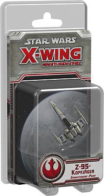 Einfach und sicher online bestellen: Star Wars X-Wing - Z-95 Kopfjäger Erweiterung in Österreich kaufen.