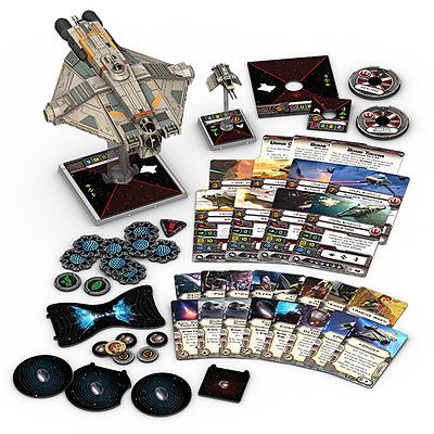 Einfach und sicher online bestellen: Star Wars X-Wing - Ghost Erweiterung in Österreich kaufen.
