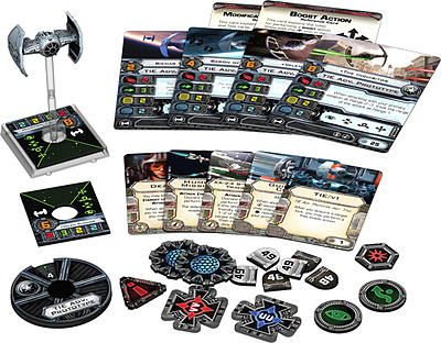 Einfach und sicher online bestellen: Star Wars X-Wing - Tie des Inquisitors in Österreich kaufen.