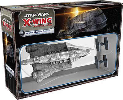 Einfach und sicher online bestellen: Star Wars X-Wing - Imperialer Angriffsträger in Österreich kaufen.