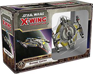 Einfach und sicher online bestellen: Star Wars X-Wing - Shadow Caster Erweiterung in Österreich kaufen.