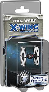 Einfach und sicher online bestellen: Star Wars X-Wing - TIE der Spezialeinheiten in Österreich kaufen.