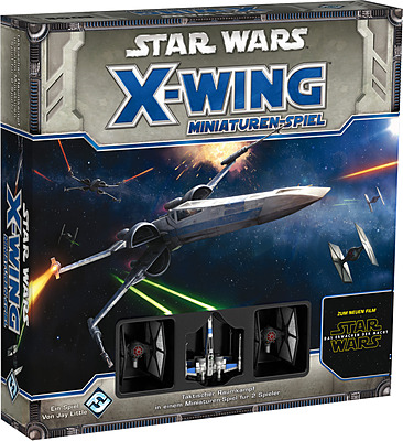Einfach und sicher online bestellen: Star Wars X-Wing Grundspiel Das Erwachen der Macht in Österreich kaufen.