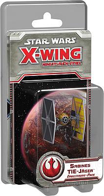Einfach und sicher online bestellen: Star Wars X-Wing - Sabines Tie-Jäger in Österreich kaufen.