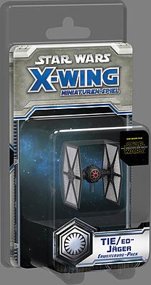 Einfach und sicher online bestellen: Star Wars X-Wing - TIE/EO-Jäger Erweiterung in Österreich kaufen.