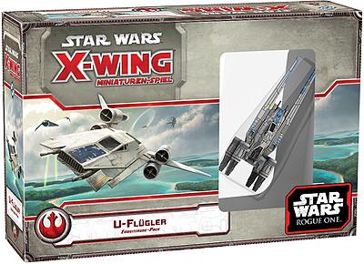 Einfach und sicher online bestellen: Star Wars X-Wing - U-Flügler in Österreich kaufen.