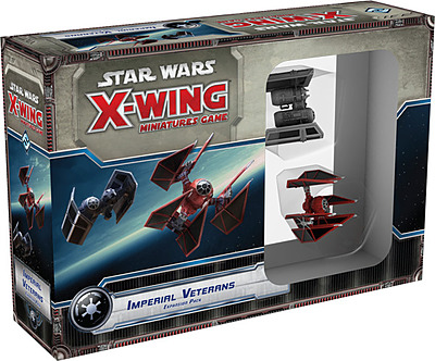 Einfach und sicher online bestellen: Star Wars X-Wing - Veteranen des Imperiums in Österreich kaufen.