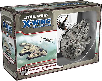 Einfach und sicher online bestellen: Star Wars X-Wing - Helden des Widerstands in Österreich kaufen.