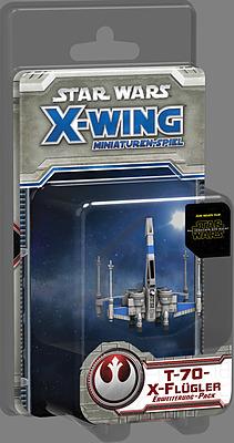 Einfach und sicher online bestellen: Star Wars X-Wing - T-70 X-Wing Erweiterung in Österreich kaufen.