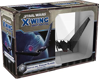 Einfach und sicher online bestellen: Star Wars X-Wing - Shuttle der Ypsilon-Klasse in Österreich kaufen.
