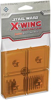 Einfach und sicher online bestellen: Star Wars X-Wing - Orange Bases und Haltestäbchen in Österreich kaufen.