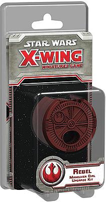 Einfach und sicher online bestellen: Star Wars X-Wing - Rebellen Manöverräder Upgrade in Österreich kaufen.