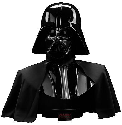 Einfach und sicher online bestellen: Star Wars Büste Darth Vader 1/1 in Österreich kaufen.