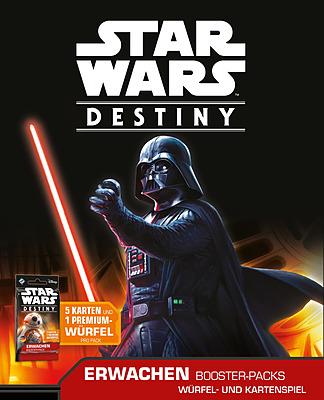 Einfach und sicher online bestellen: Star Wars: Destiny Erwachen Booster in Österreich kaufen.