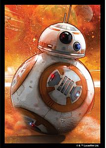 Einfach und sicher online bestellen: Star Wars: Destiny Art-Hüllen BB-8 in Österreich kaufen.