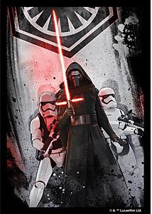 Einfach und sicher online bestellen: Star Wars: Destiny Art-Hüllen First Order in Österreich kaufen.