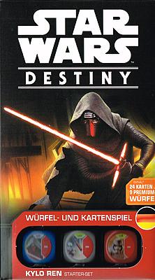 Einfach und sicher online bestellen: Star Wars: Destiny Kylo Ren Starterset in Österreich kaufen.