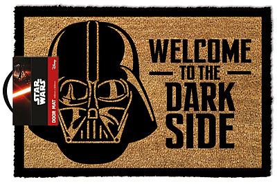Einfach und sicher online bestellen: Star Wars Fußmatte Welcome to the Dark Side in Österreich kaufen.