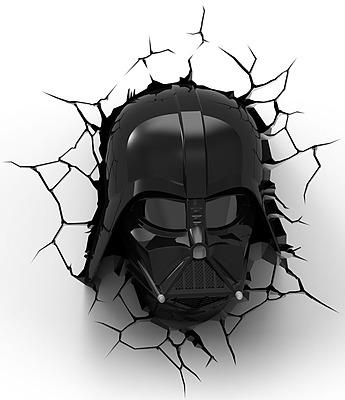 Einfach und sicher online bestellen: Star Wars 3D LED Leuchte Darth Vader in Österreich kaufen.