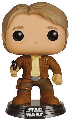 Einfach und sicher online bestellen: Star Wars Episode VII POP! Figur Han Solo in Österreich kaufen.
