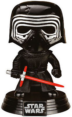 Einfach und sicher online bestellen: Star Wars Episode VII POP! Figur Kylo Ren Limited in Österreich kaufen.