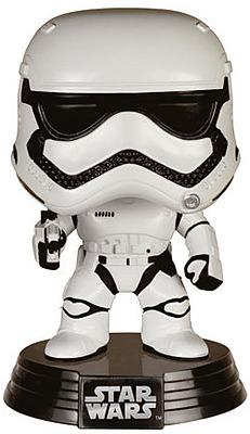 Einfach und sicher online bestellen: Star Wars Episode VII POP! Figur Stormtrooper in Österreich kaufen.