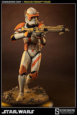 Einfach und sicher online bestellen: Star Wars Premium Format Figur 1/4 Commander Cody in Österreich kaufen.