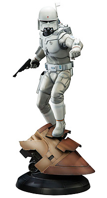Einfach und sicher online bestellen: Star Wars Statue Ralph McQuarrie Boba Fett in Österreich kaufen.