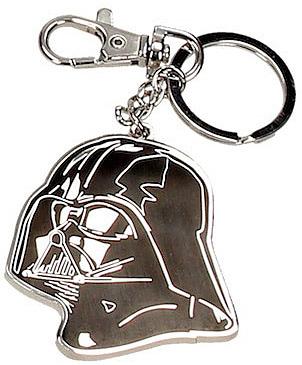 Einfach und sicher online bestellen: Star Wars Schlüsselanhänger Darth Vader Helmet in Österreich kaufen.