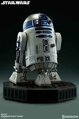 Einfach und sicher online bestellen: Star Wars Legendary Scale Statue R2-D2 1/2 in Österreich kaufen.