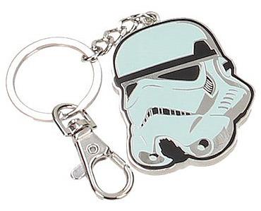 Einfach und sicher online bestellen: Star Wars Schlüsselanhänger Stormtrooper Helmet in Österreich kaufen.