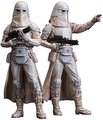 Einfach und sicher online bestellen: Star Wars ARTFX+ Statue Doppelpack Snowtrooper in Österreich kaufen.