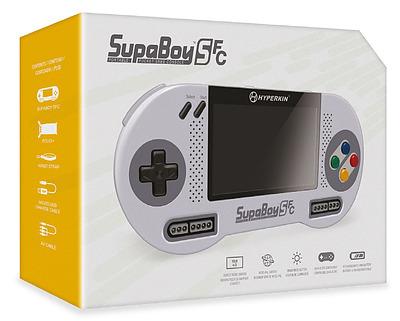 Einfach und sicher online bestellen: SupaBoy SFC HD in Österreich kaufen.